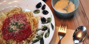 Spaghetti mit Tomatensauce CookSmart