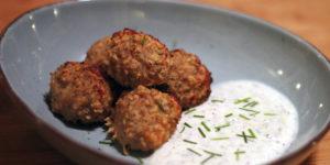Geflügel-Hack-Ballchen-CookSmart